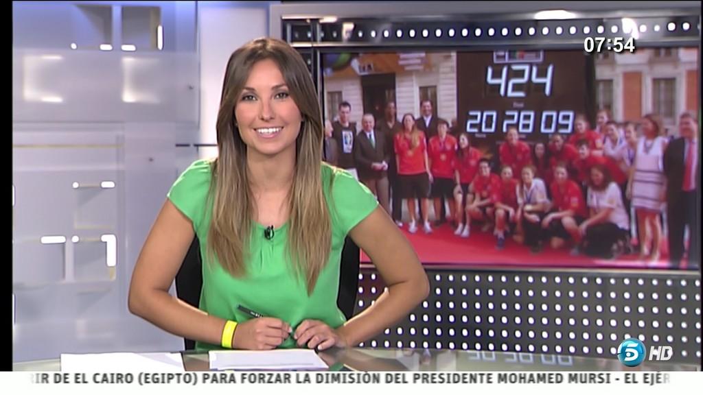LIDIA CAMON, INFORMATIVOS TELECINCO (02.07.13)