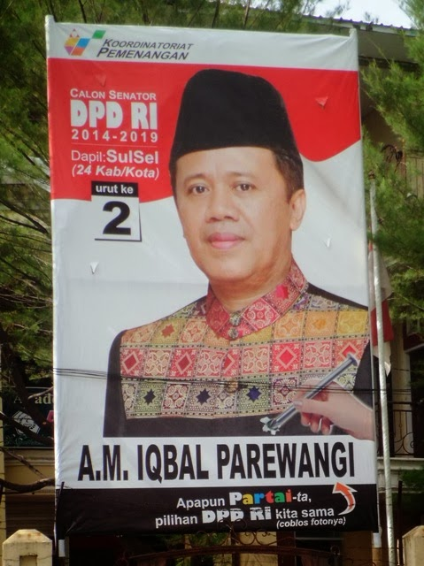 AM Iqbal Parewangi