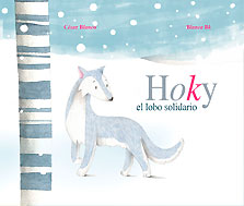 Hoky, el lobo solidario