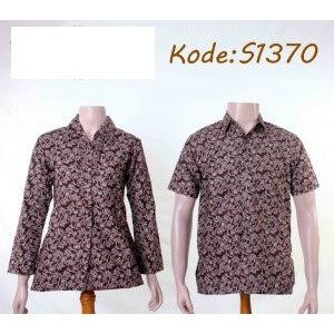 Wanita M harga Rp. 150.000,- Batik sarimbit atau batik couple (batik ...