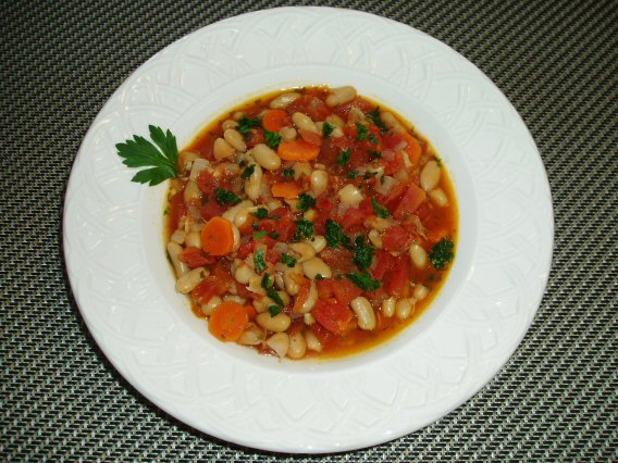 ... Mediterranean and try out this White Bean, Tomato and Vegetable Stew