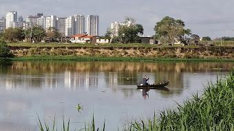 Qual a relação das pessoas com o Rio Paraíba?