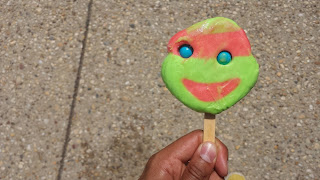 Popsicles des Ninja Turtles
