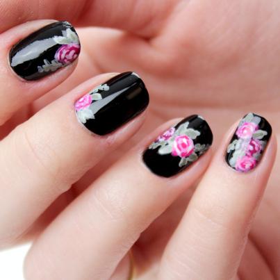 pintados de uñas gratis