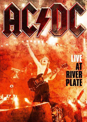Poster AC/DC: Live at River Plate 2011