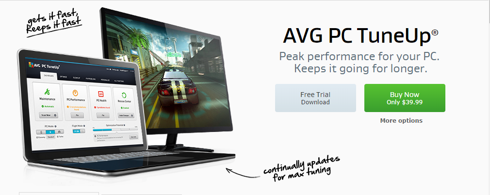 PC for faster performance. AVG PC TuneUp 2014 Product Key free ...