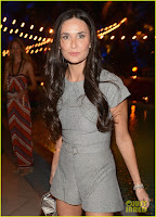 Demi Moore is determined to get a huge divorce payout from Ashton Kutcher