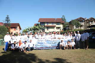 Paket Outbound & Family Gathering di Villa Istana Bunga