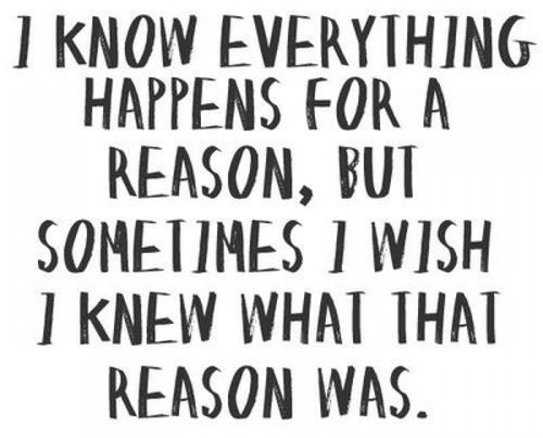 Qoutes Of Ur Heart Everything Happens For A Reason