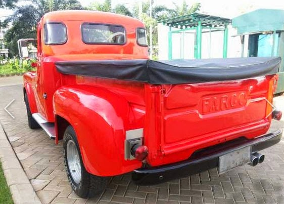 1960 fargo pick up truck mobil bekas rental mobil. Black Bedroom Furniture Sets. Home Design Ideas