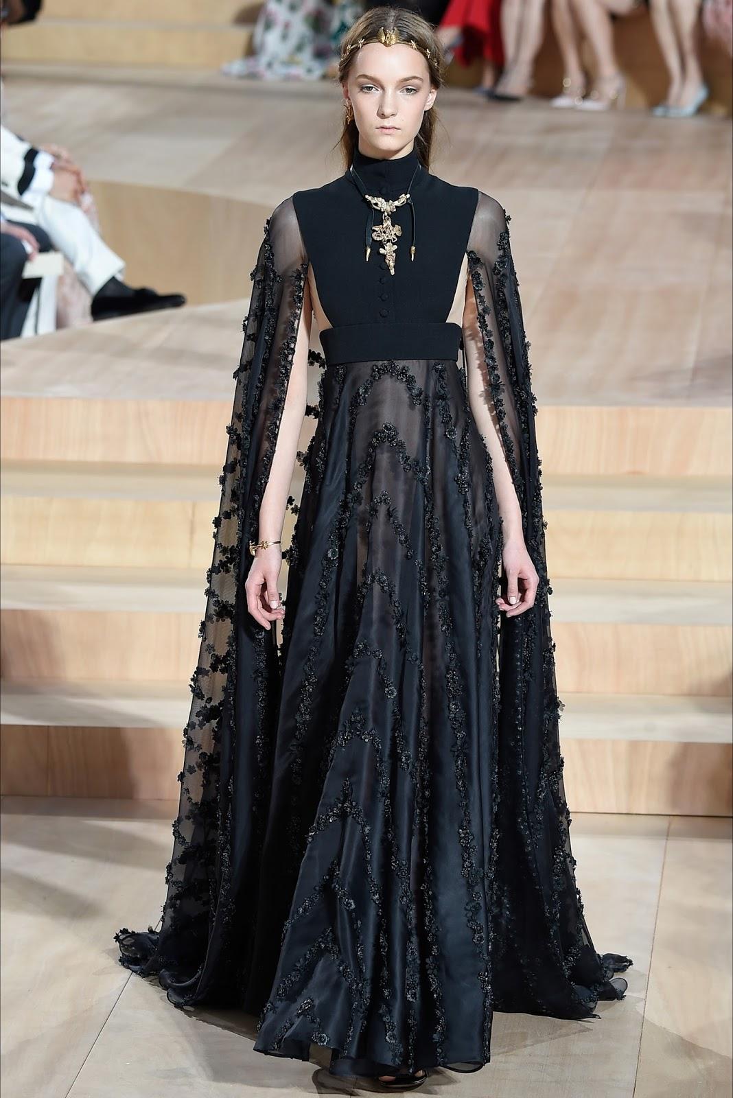 Valentino haute couture fall winter rome visual for Haute couture winter