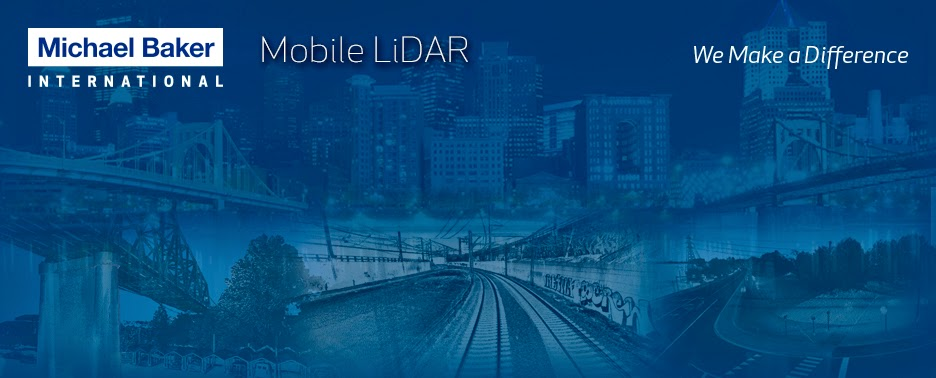 Michael Baker International: Mobile LiDAR