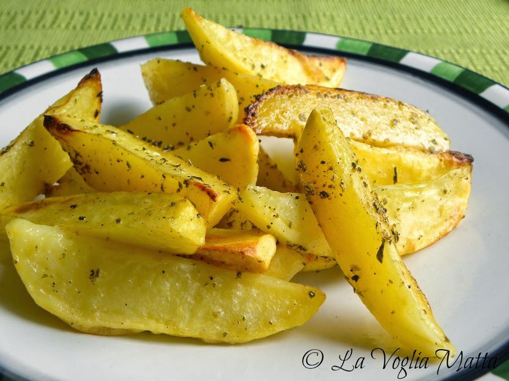 patate al forno alla greca di Irene