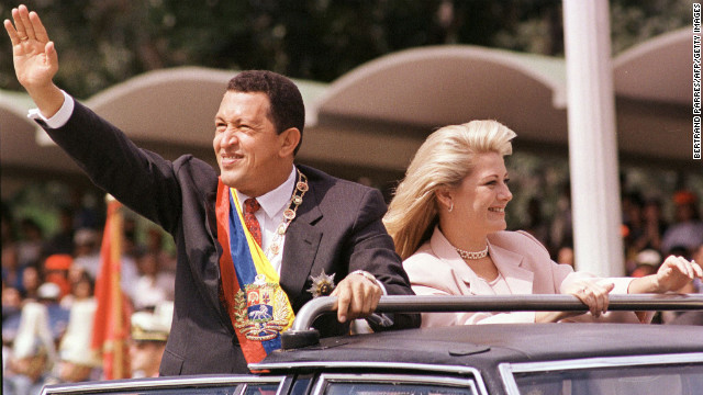 Hugo Chavez Dies 2013