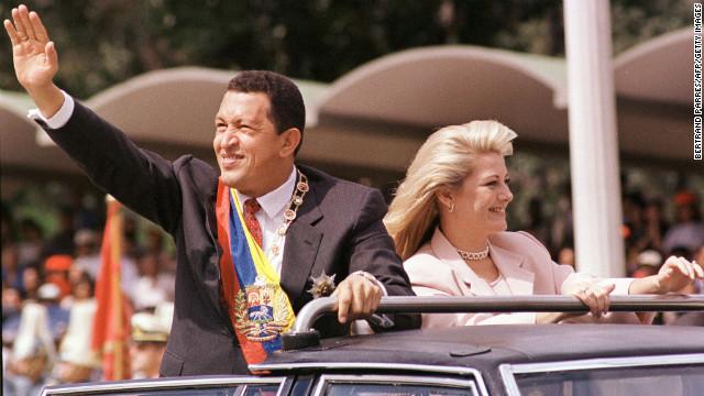 Hugo Chavez Dies 2013