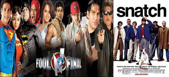 As Spoof Blogger Fool N Final Movie Plagiarism