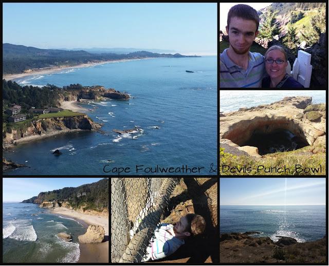 Oregon Coast Hwy 101