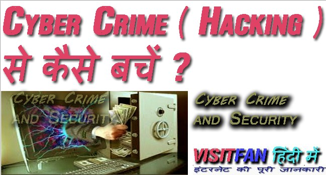Cyber Crime Hacking and security