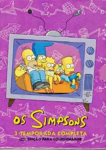 Os Simpsons 3ª Temporada