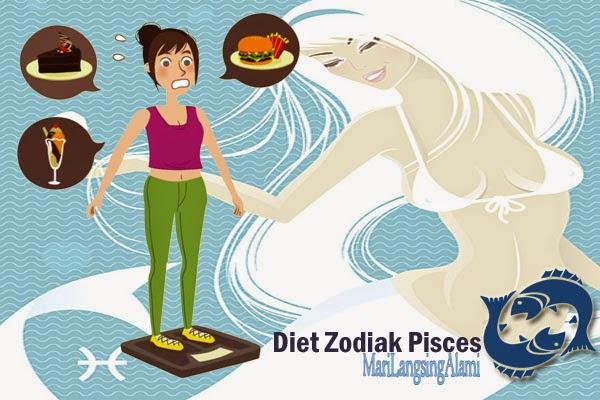 Cara Cepat Langsing Berdasarkan Zodiak - Pisces
