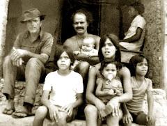 Pai e irmãos em Rio Real - Se