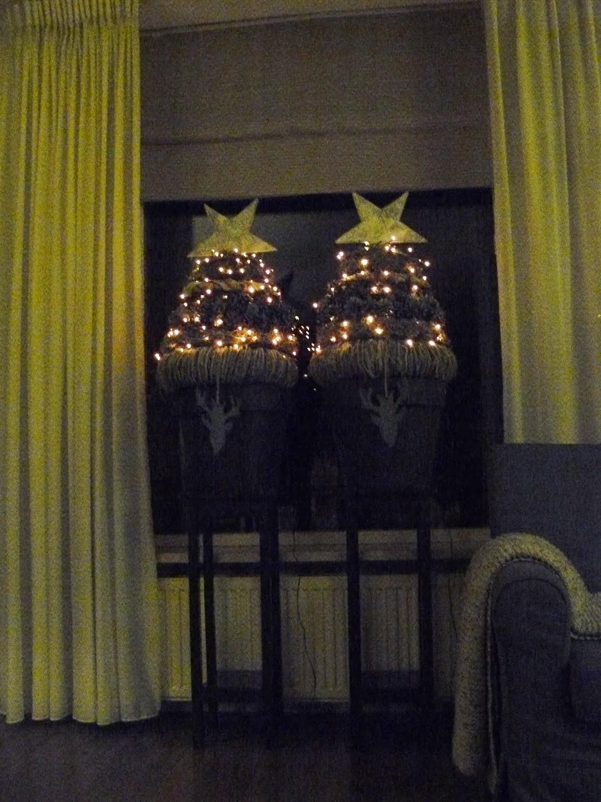 Be-House: Alternatieve Kerstbomen