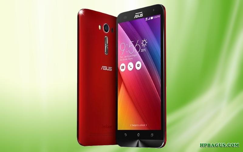 Harga Asus Zenfone 2 Laser ZE550KL, Smartphone Android 4G Berspesifikasi Kamera 13 MP