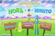 http://www.primerodecarlos.com/SEGUNDO_PRIMARIA/abril/Hora_y_Minuto/nivel_uno.swf