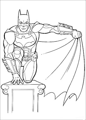 Batman Coloring Pages on Batman Coloring Pictures Pages For Kids Batman 115 Jpg