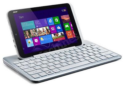 Tablet Acer Iconia W3 yang Siap menjadi Pesaing iPad mini?