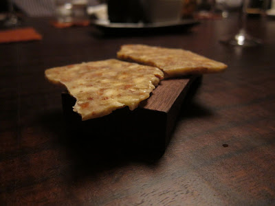 Honey Almond Toffee at Coi