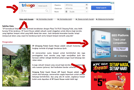 Tips Mendapatkan Akaun Adsense Penuh Blog Bahasa Melayu