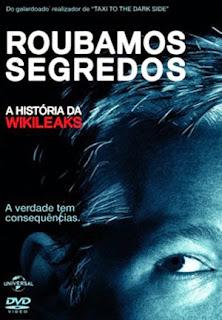 Roubamos Segredos: A História do Wikileaks - BDRip Dual Áudio