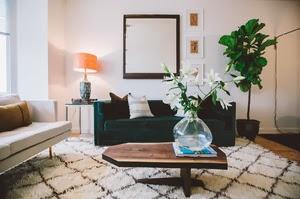 homepolish, amanda groski, redecorate, living room, home inspiration, interior design, interior designer