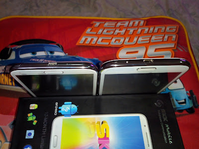 Samsung Galaxy Note II & SKK Mobile Silver, Bottom
