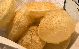 luchi and potato