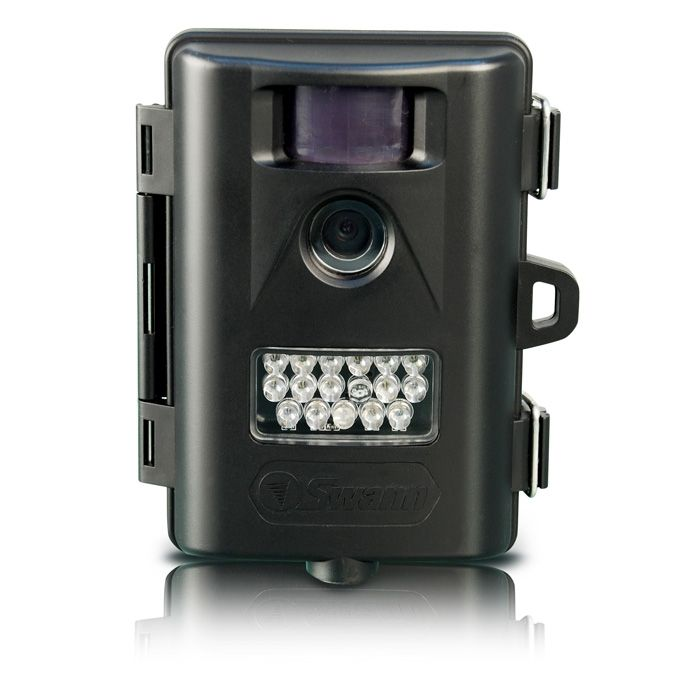 Battery operated security camera system