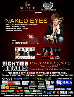 Naked Eyes Live in Manila