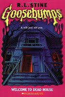 Goosebumps #1 Welcome to Dead House - R. L. Stine