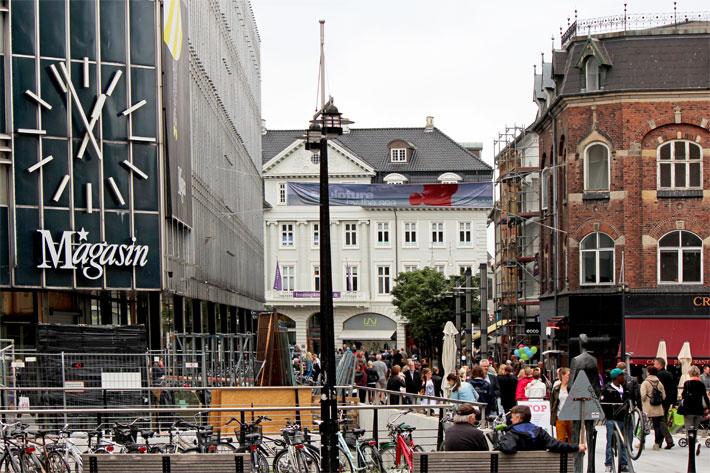 Amalie loves Denmark Städtereise Aarhus