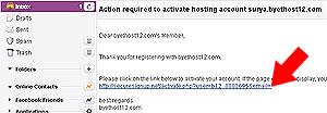 Membuat Website di Byethost dan Setting NS Domain