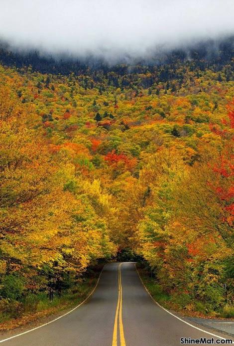 Smuggler's Notch State Park. Vermont