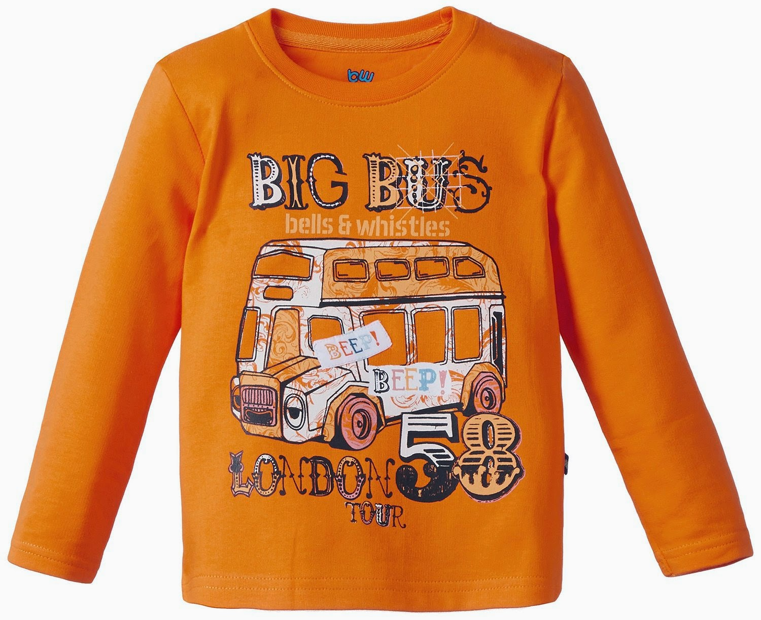 Buy Bells & Whistles Boy's T-Shirt Rs. 419 only at Amazon.