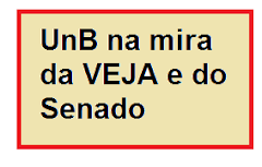 As repercusses da matria da VEJA sobre a reitoria da UnB