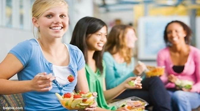 Tips Hidup Sehat di Usia Remaja