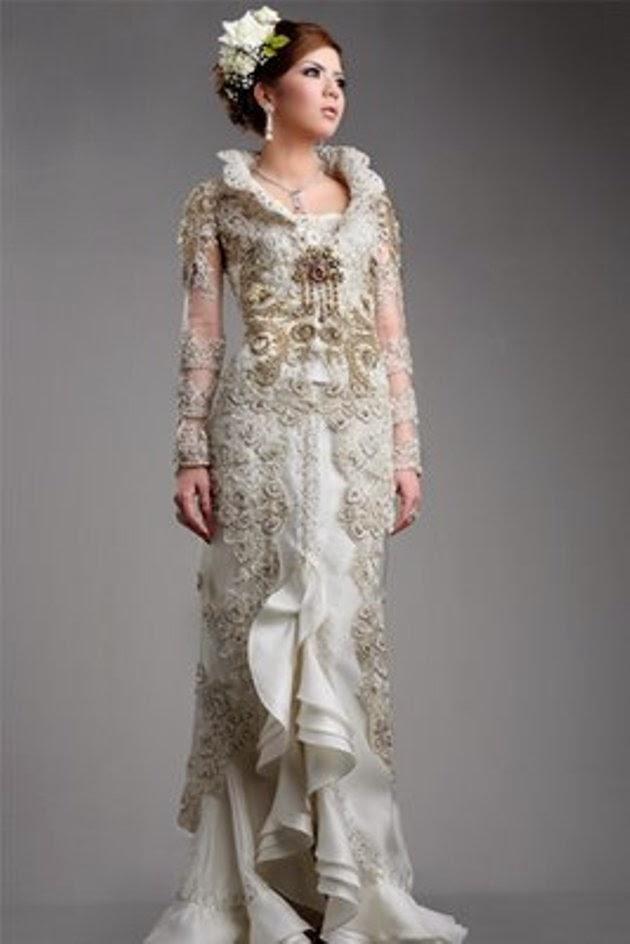 Foto Model Baju Kebaya Nikah Terbaru