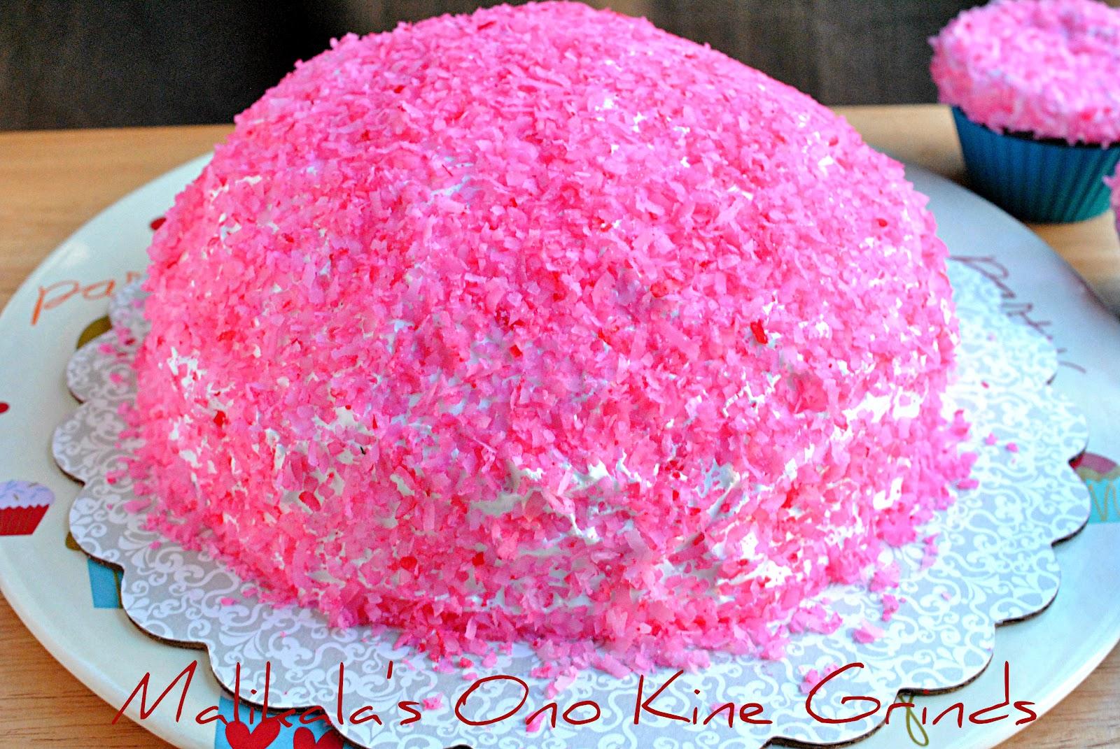 Sno-Ball Cake