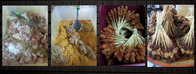 Sate Ayam dan Daging Simple Terbaik