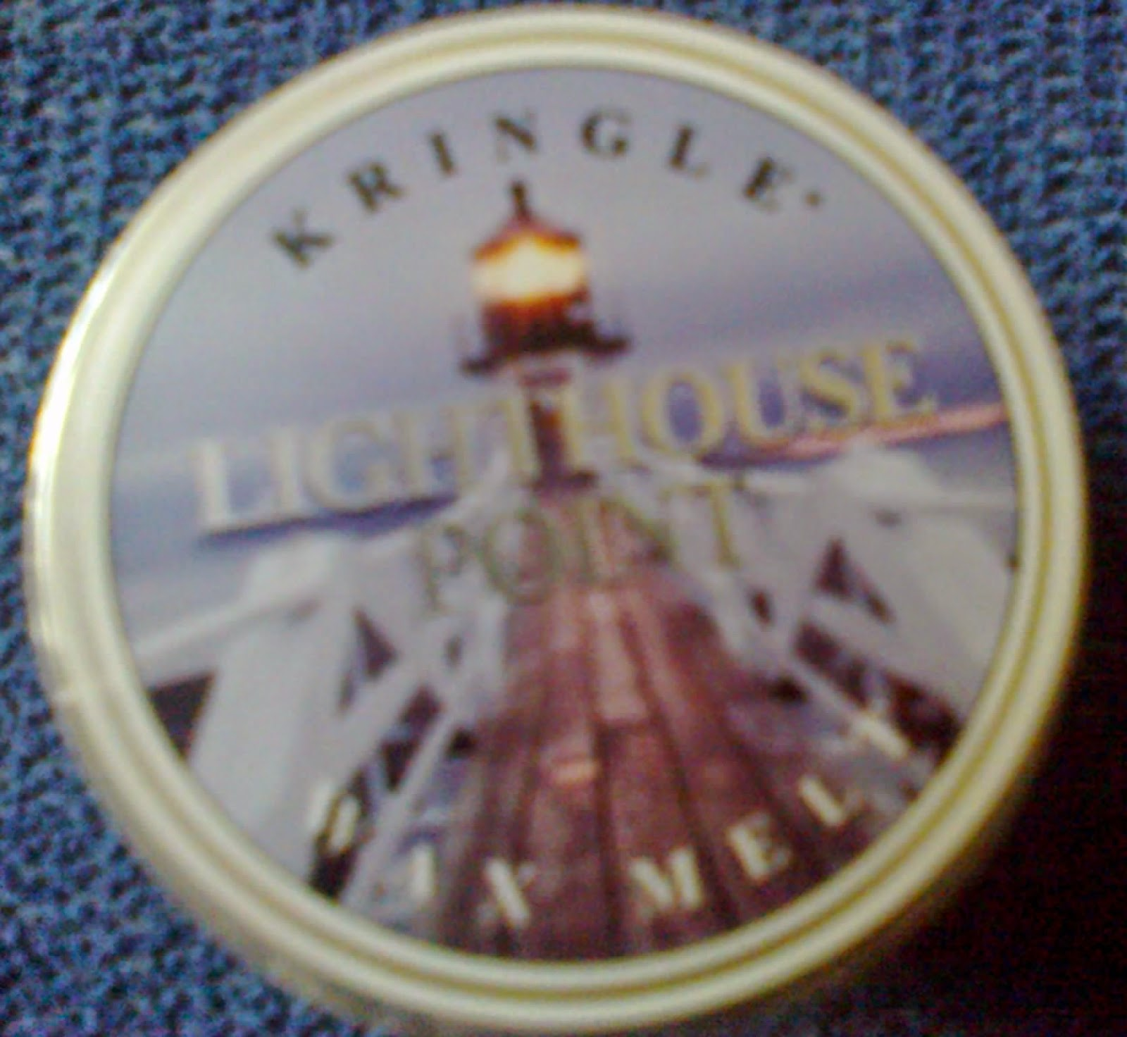 lighthouse point kringle candle