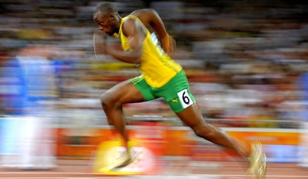 Quão rápido podem os seres humanos correr?